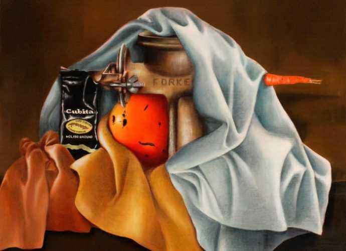 Мир отраженной действительности. Jose Luis Hernandez Castillo 123