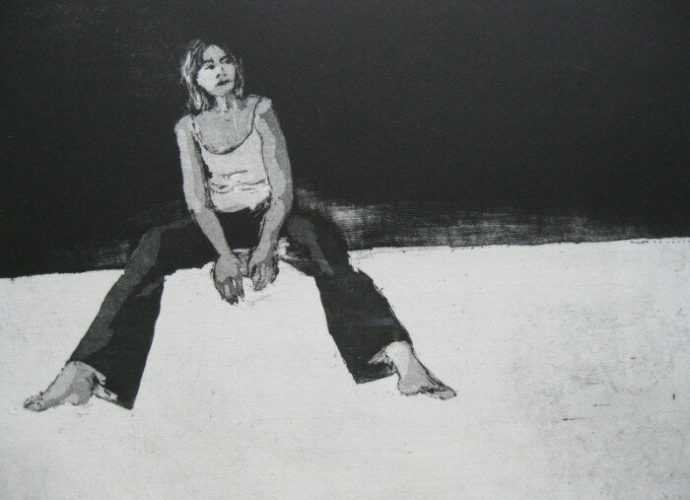 Немецкая художница. Karoline Kroiss 352