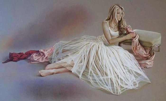 Пастели на тему балета. Kay Boyce 1