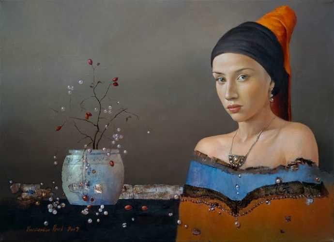 Македонский художник. Konstantin Kacev 1