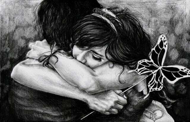 Фантастические карандашные рисунки. Katarzyna A. Kozlowska 108