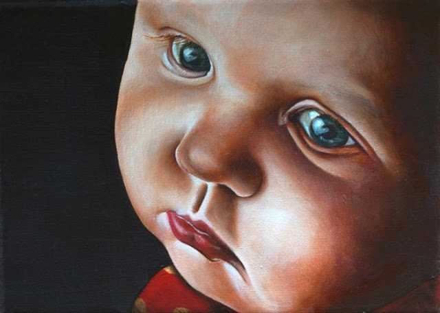 Жестоко-красивые картины Лили Мэй Мартин 11
