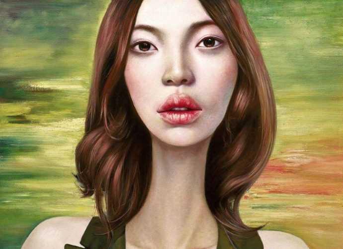 Ling Jian. Современный художник из Китая 229