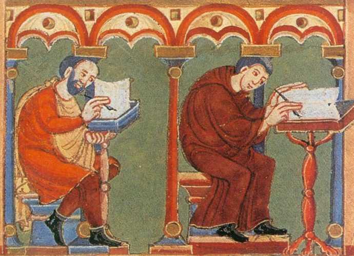 Искусство книги в средние века (статьи) 48