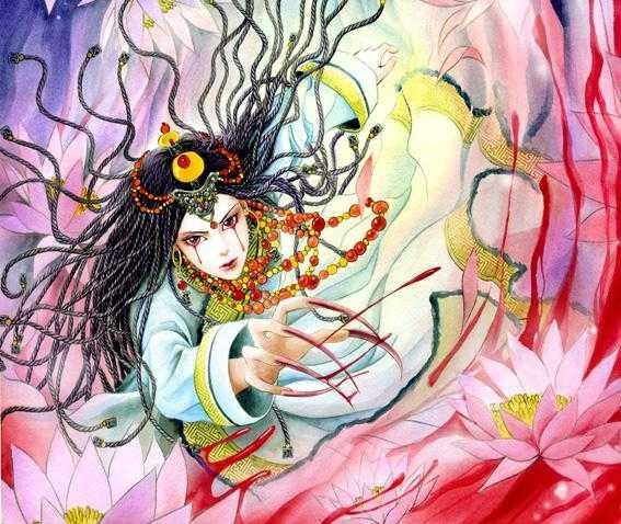 Художник из Китая. Qian Yu 58