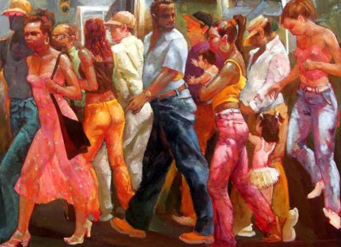 Современные художники Венесуэлы. Mario Ciceron 21
