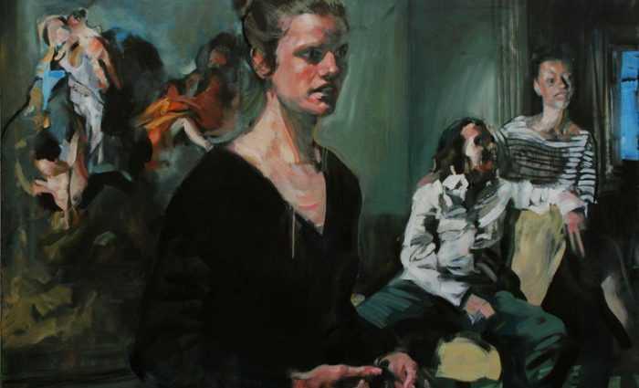 Немецкий художник. Markus Frager 1