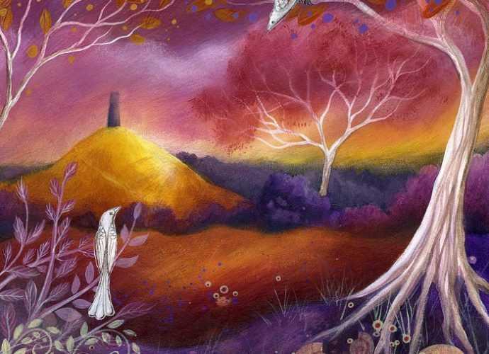 Волшебное спокойствие красивых пейзажей. Amanda Clark 29