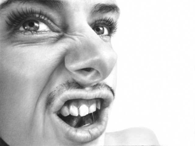 Мрачные рисунки карандашом Melissa Cooke 52
