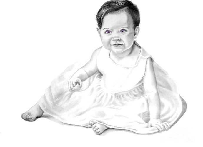 Рисунки карандашом. Murphy Elliott 643