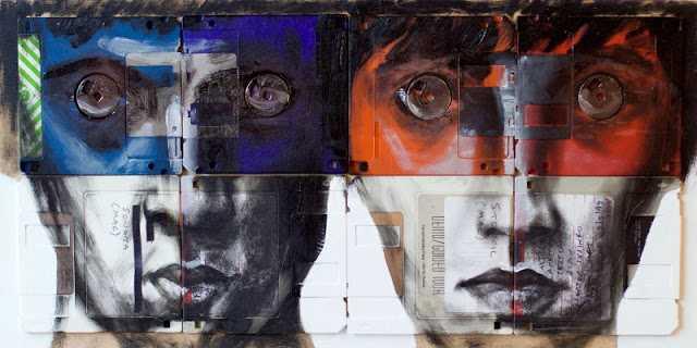 Практически цифровая живопись Nick Gentry 43
