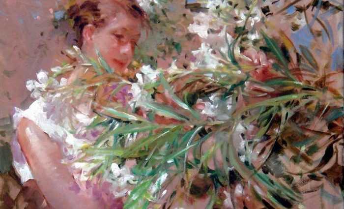 Масляная живопись. Nydia Lozano 1