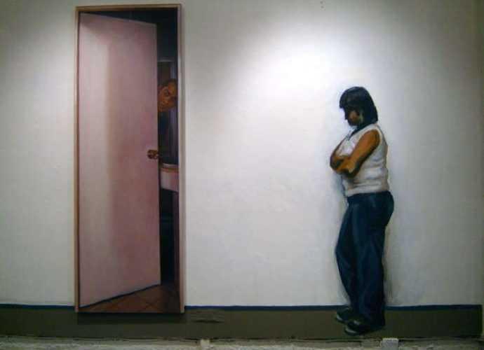 Колумбийский художник-реалист. Pablo Guzman 107
