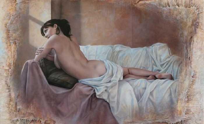 Современные художники Франции. Pascal Chove 1