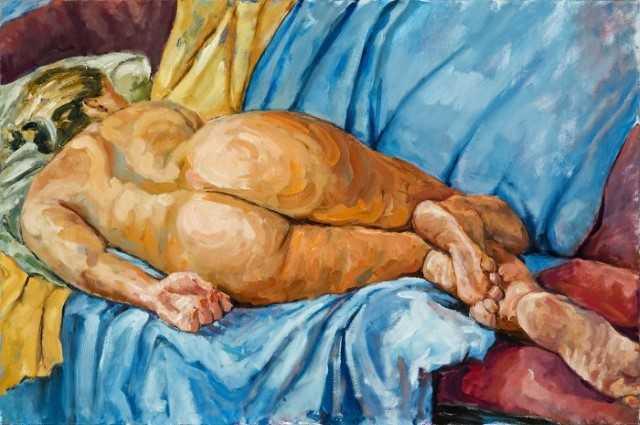 Обнажённая человеческая фигура. Patrick Dalli 16+ 279