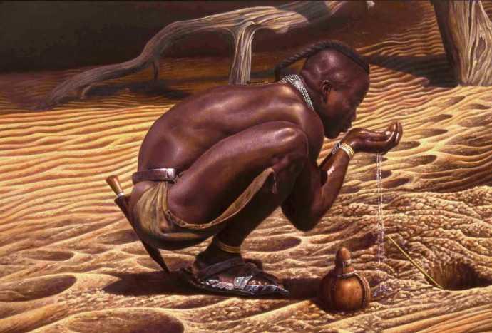 Paul Jaarsma. Современный австралийский художник 160