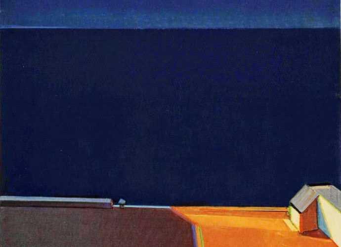 Раймонд Стапранс, отец абстрактного реализма 89