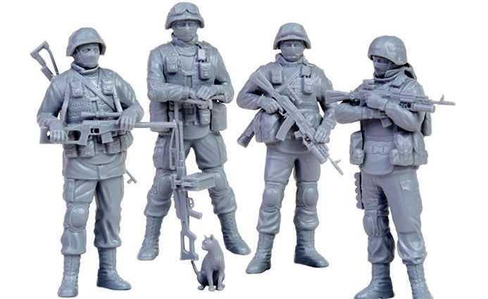 Фигурки солдатиков – игровая классика 1