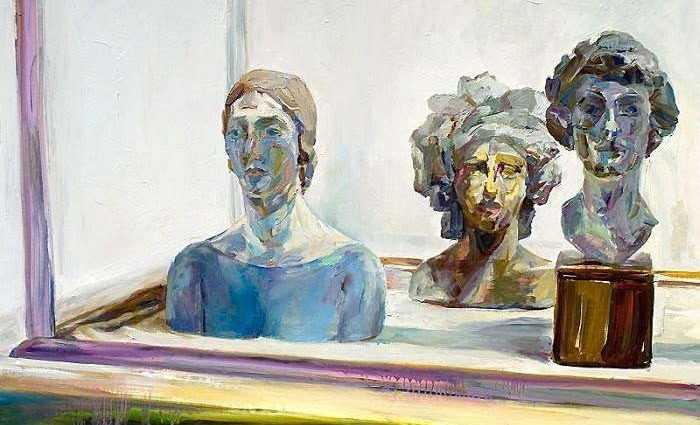 Монументальные портреты. Aaron Smith 1