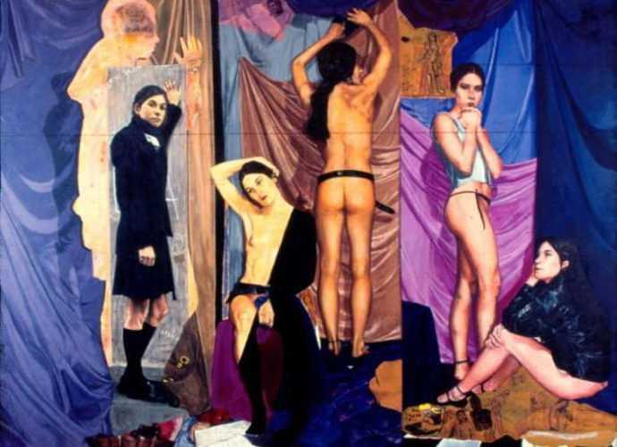 Аргентинский художник. Alejandro Aranda Rickert 304