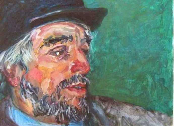 Чилийская художница. Andrea Araneda 56