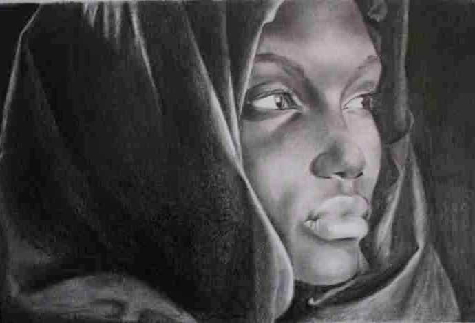 Албанская художница. Anila Ciccone 5