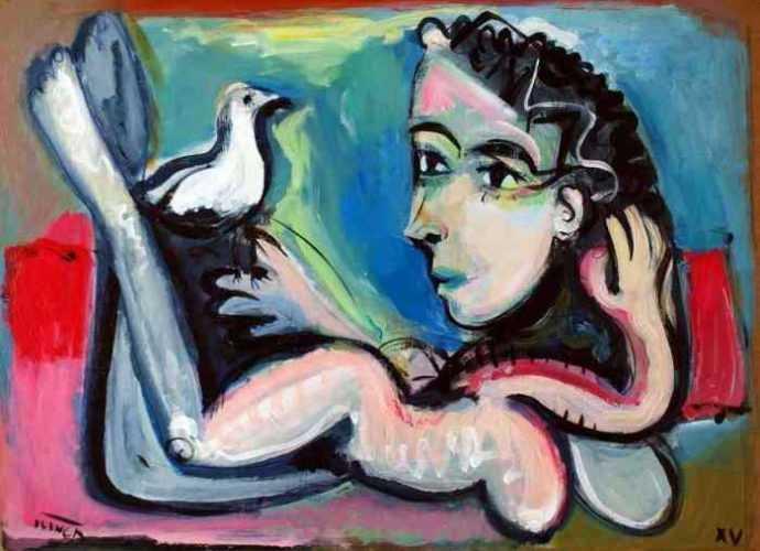 Румынский художник. Catalin Ilinca 130