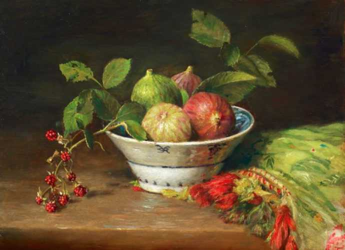 Натюрморты и портреты. Cornelis Bart 237
