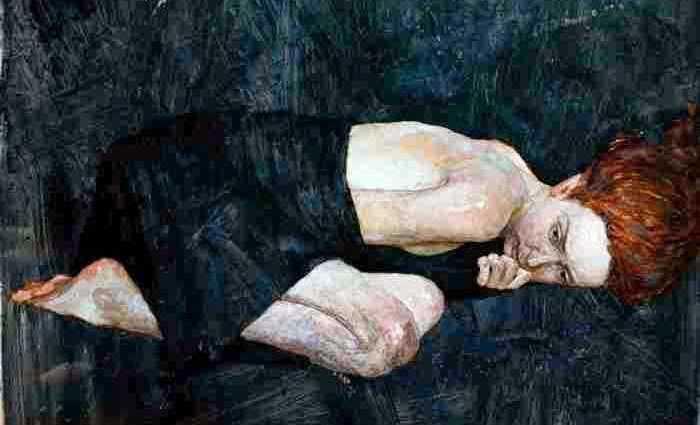 Украинский художник. Денис Саражин 1