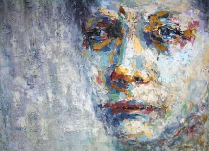 Израильская художница. Dganit Kislev 73