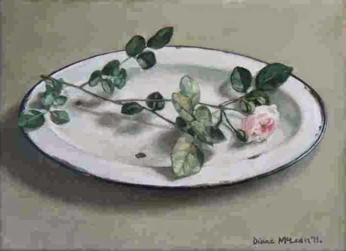 Современная южноафриканская художница. Diane McLean 30