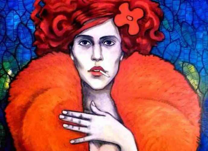 Жизненная сила цвета. Fernando Toledo 189