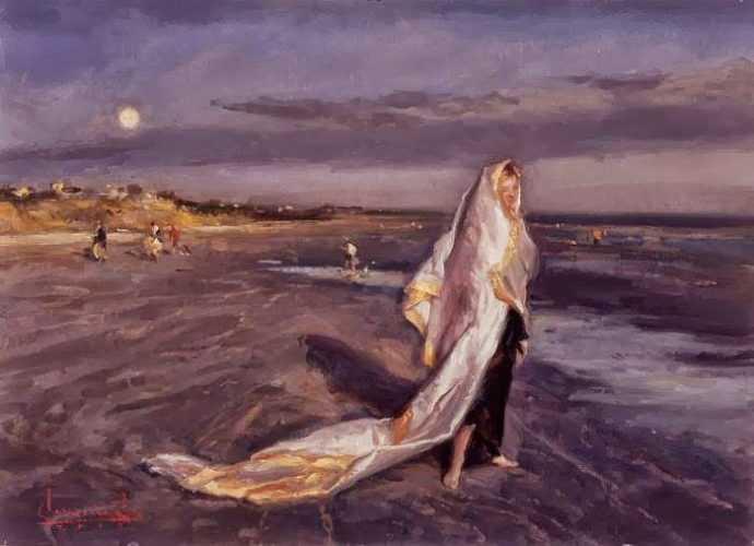 Американский художник-импрессионист. Glenn Harrington 109