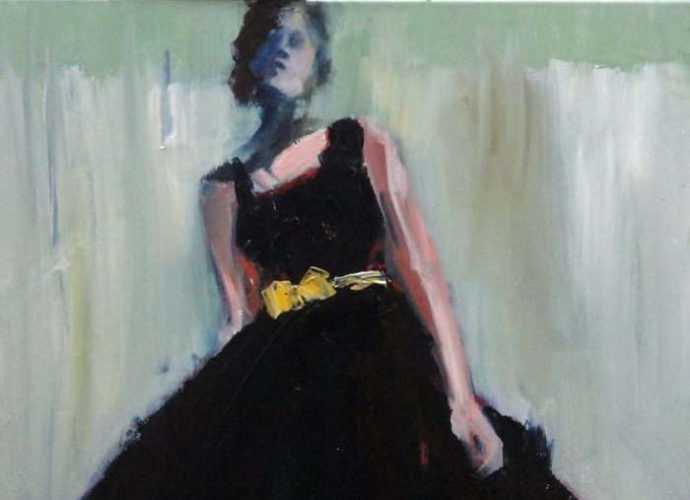 Нидерландская художница. Jacqueline Hoebers 299