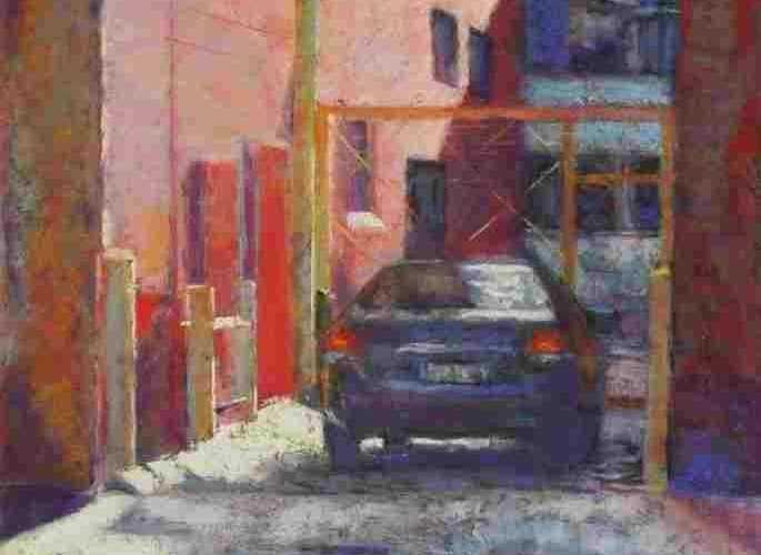 Южноафриканская художница. Jane Grierson 33