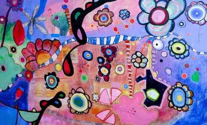 Испанский художник. Joan Ramon Soto Cifuentes 1