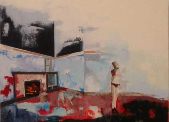 Португальский художник. Joao Teixeira 67