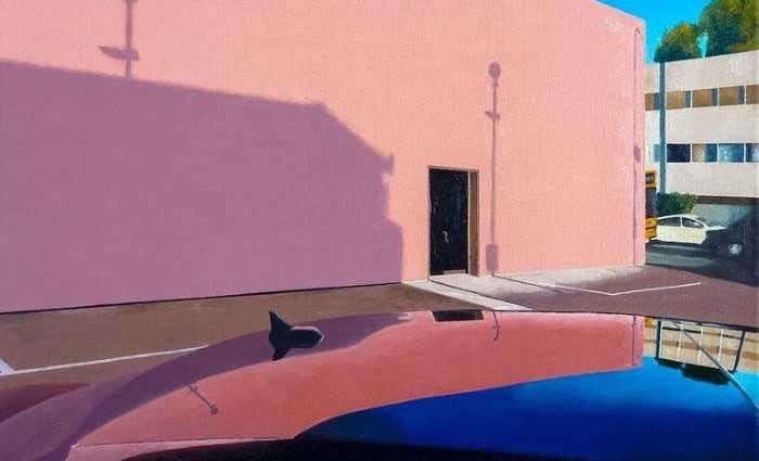 Современный британский художник. John Tierney 1