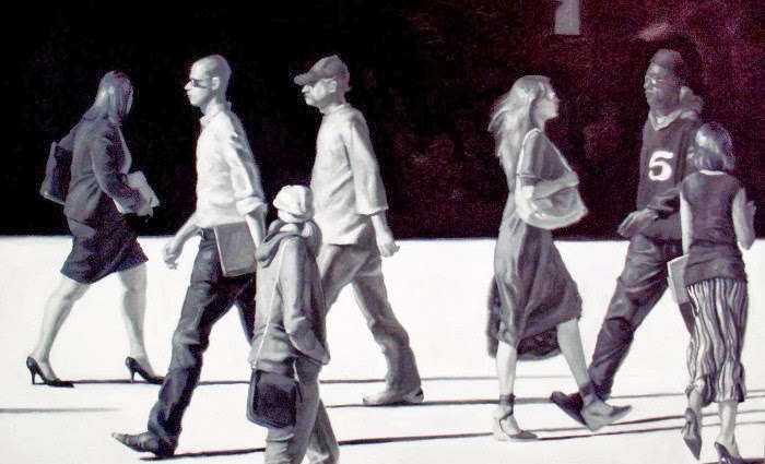 Современный американский художник. Joshua Flint 1