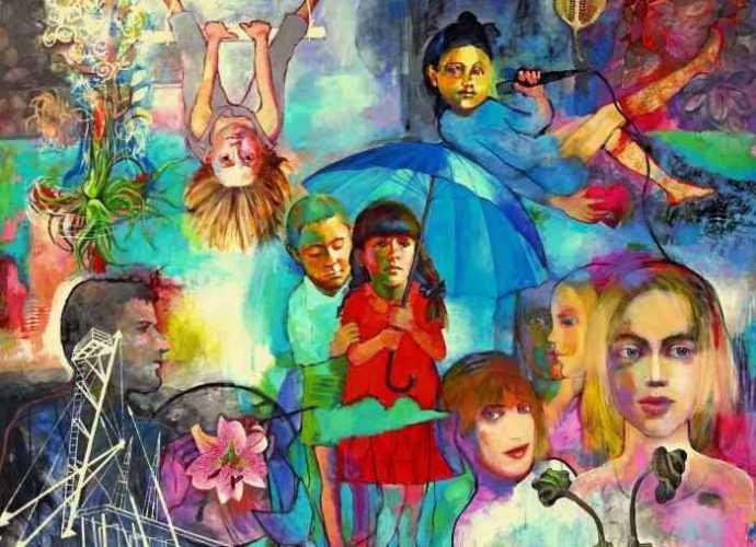 Современная греческая художница. Katia Varvaki 98