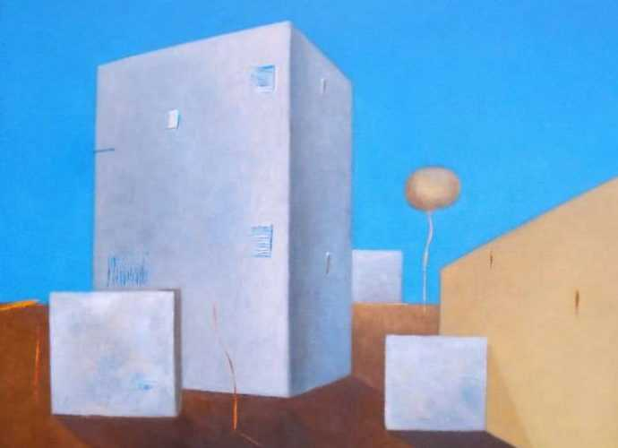 Архитектура, абстракция и воображение. Kestutis Jauniskis 61