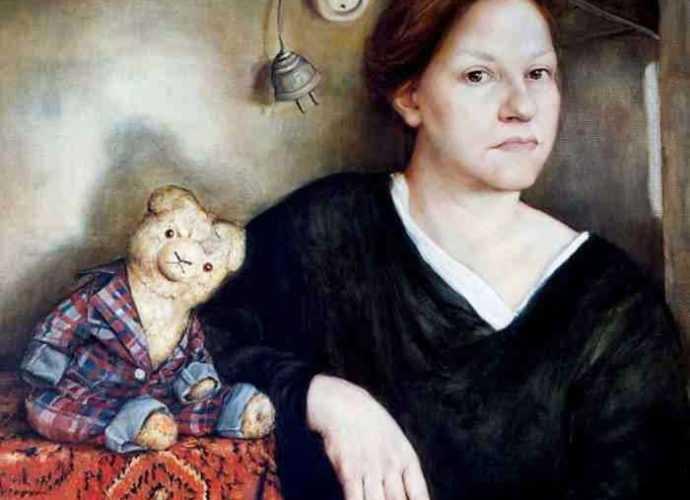 Нидерландская художница. Laura Van Den Hengel 289