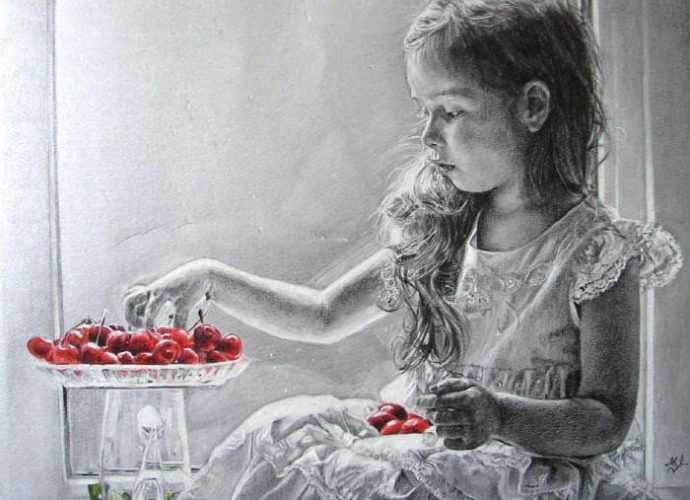 Украинская художница. Maria Zelda 122