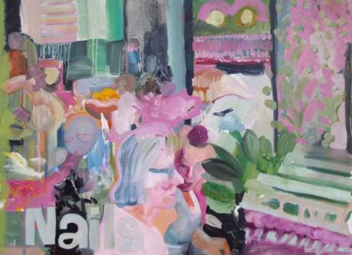 Молдавская художница. Marina Ross 31