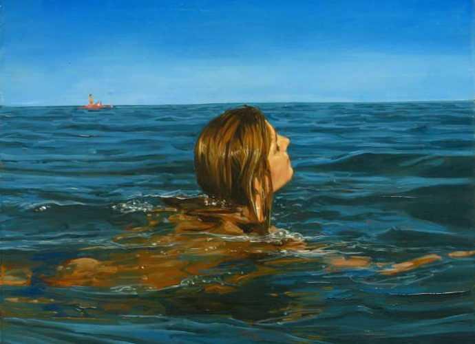 Итальянский художник. Matteo Nannini 104