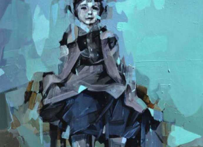 Психологически заряженные картины. Melinda Matyas 70