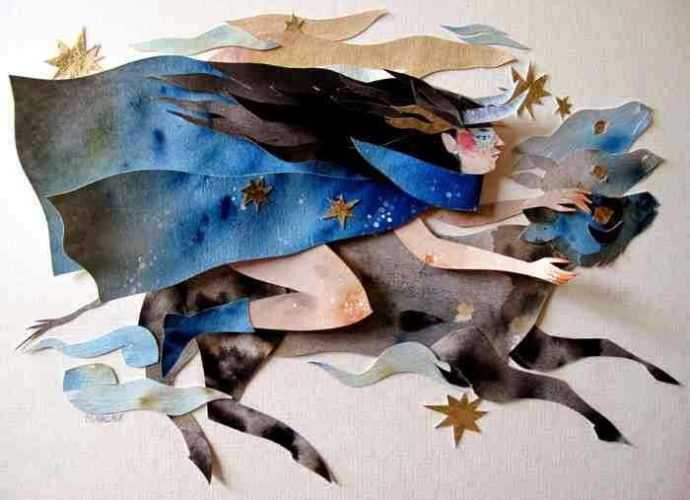 Привлекательные и сложные картины. Morgana Wallace 183