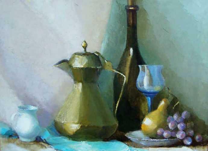 Необычные и мечтательные картины. Natalya Boychuk 166