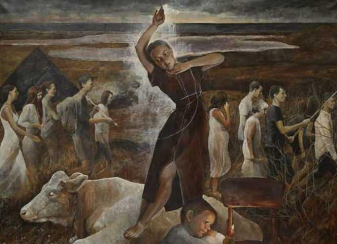 Вечные темы. Полина Кузнецова 158