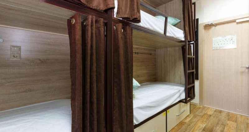 Почувствуй себя дома в сети хостелов Fresh Hostel 1